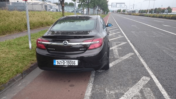 Gardaí urged to make cycle lanes and tracks safe for use