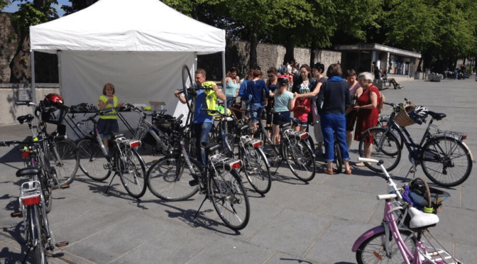 Kilkenny Exploits Cyclists during Bikeweek!