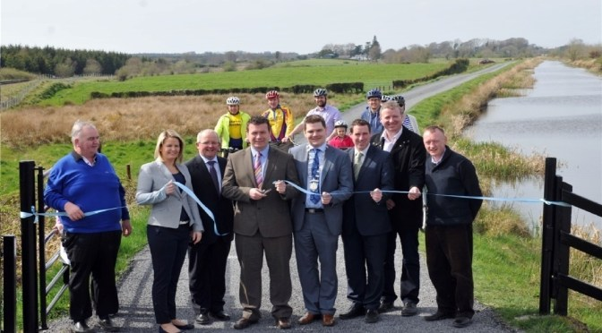Mullingar to Athlone Greenway opening date set