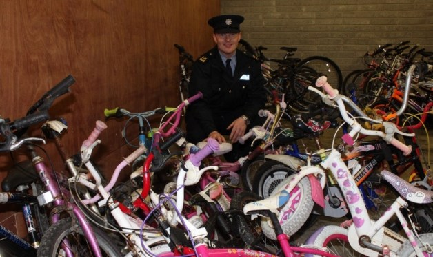 Gardai find 70 stolen bikes in one house being readied for export