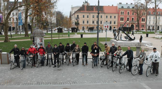 Bringing Cycling Advocacy up a Gear – ECF Training for Cyclist.ie in Ljubljana