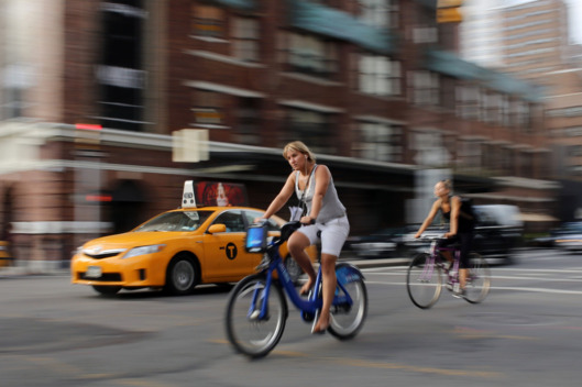The Bike Wars Are Over, and the Bikes Won