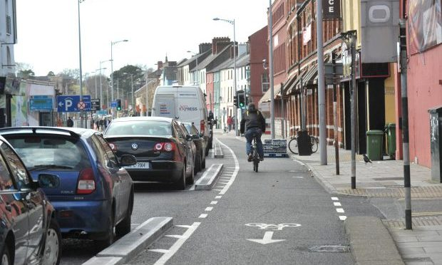 Cork cycle plan details orbital route of city