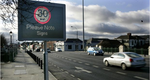 Motorists support introduction of 30km/h speed limits