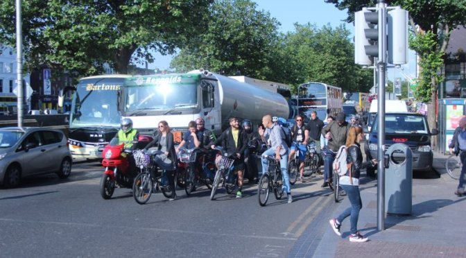 Let Your Cycling Voice Be Heard!