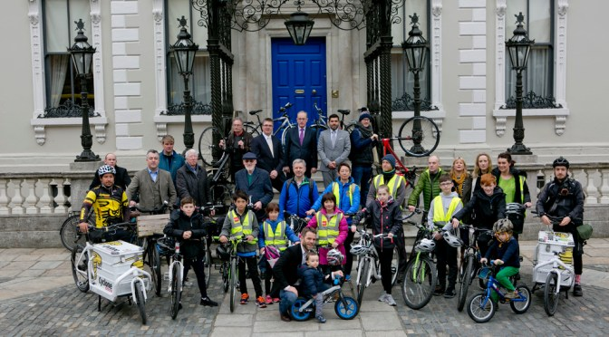 Dublin to Host Velo-City Conference in 2019