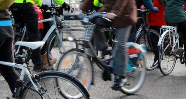 The Irish Times view on cycling infrastructure: time to get moving