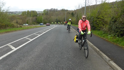 EuroVelo Route Inspectors Training in Letterkenny