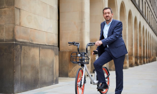 Manchester makes a Beeline for new Dutch-style cycling network