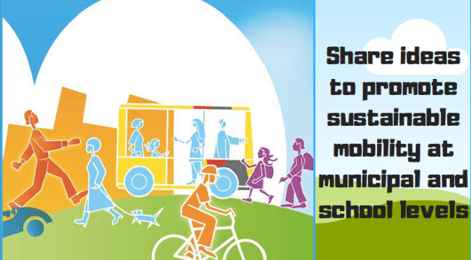 Erasmus + Project: Sustainable Mobility, Sustainable Community