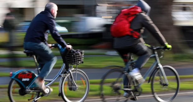 Cyclists share videos as they feel let down by gardaí