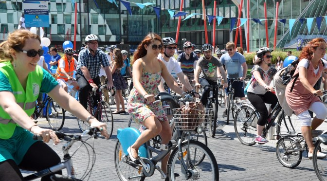 VELO-CITY COMES TO DUBLIN