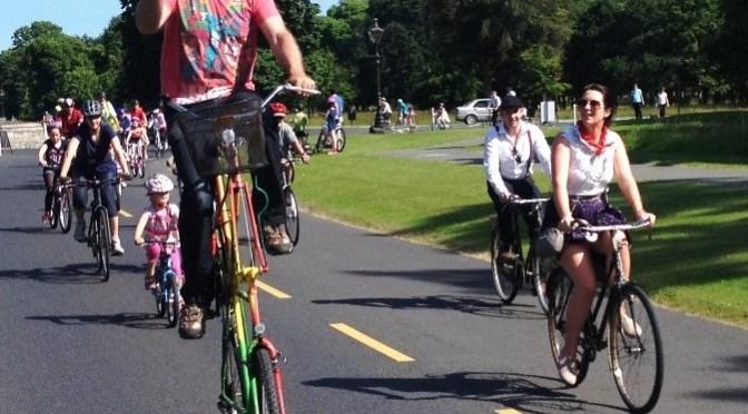 Clonakilty Bike Circus want you to Get Creative