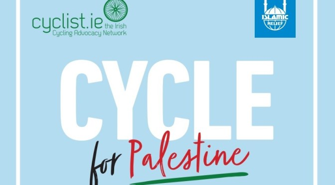 Cycle for Palestine 19th and 20th June