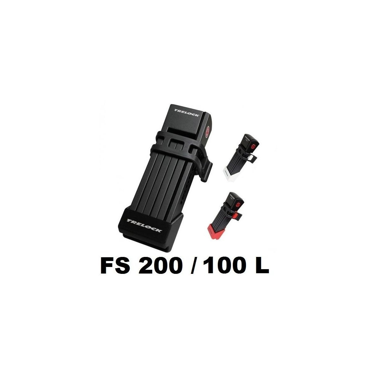 Trelock fs 200/100 plié