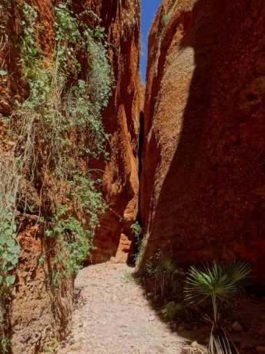 Entrance to Echidna Chasm