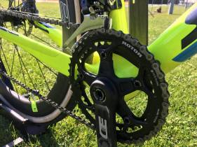 Still using 2x Rouiller opts for Rotors 44-36 NoQ Chainrings