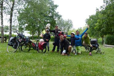 Rencontre avec Gilles, Marilyn, Sam et Alice, dans un camping autrichien