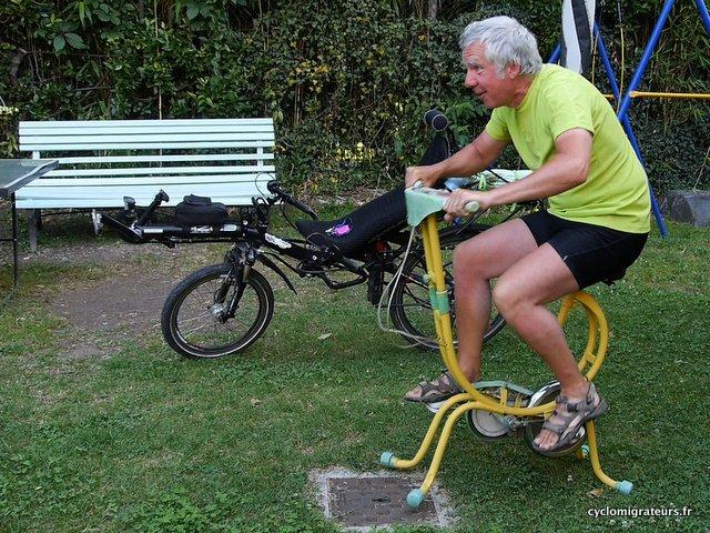 Si on changeait de vélo ?