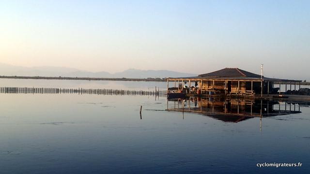 Pelade, maison traditionnelle de pêcheur