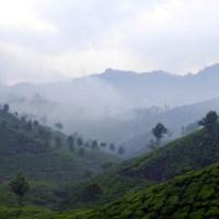 Les montagnes du Tamil Nadu et du Kerala