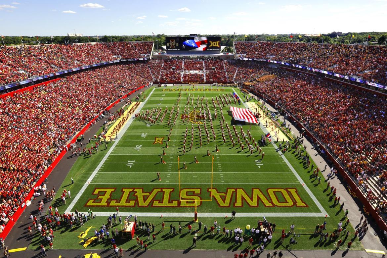 MidAmerican Energy Field at Jack Trice Stadium - Facilities - Iowa State  University Athletics