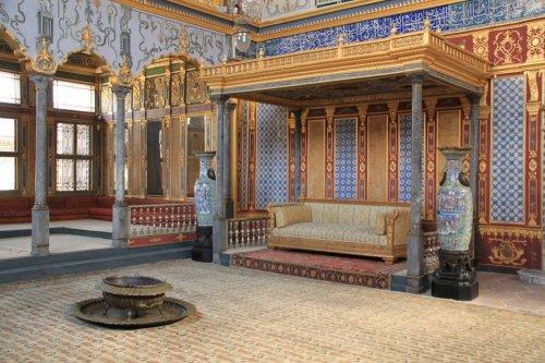 Harem du palais de topkapi