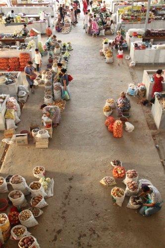 Bazar de Samarcande
