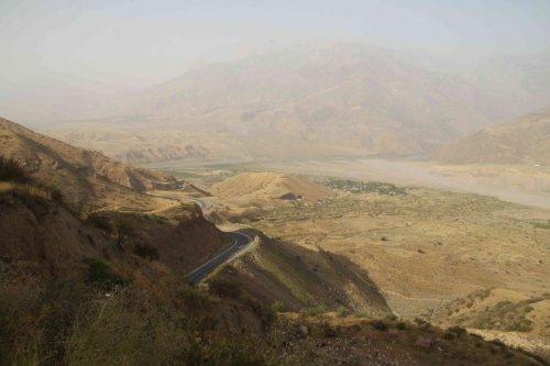 Découverte de la vallée du Panj