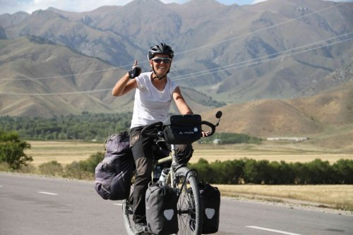 En route pour le Kazakhstan