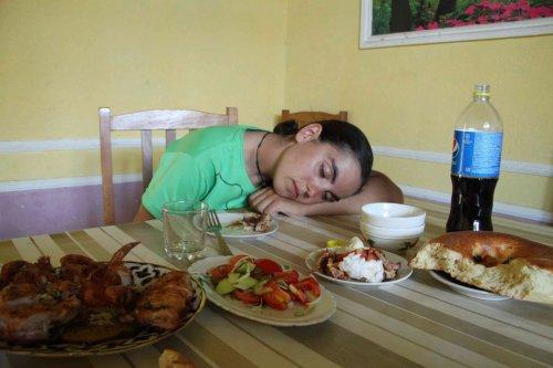 Fatiguée