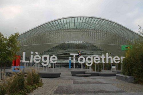 Gare de Liège