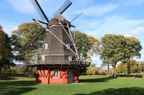 Moulin à Copenhague