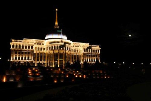 Palais présidentiel du Kazakhstan