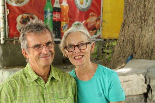 Retrouvailles avec Marianne et Ulrich