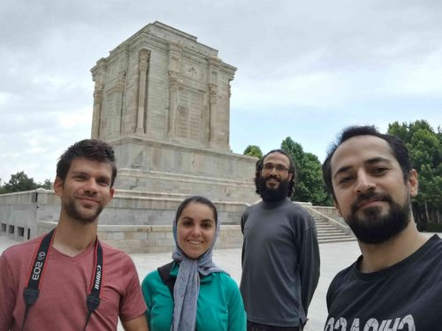 Tombe de Ferdowsi