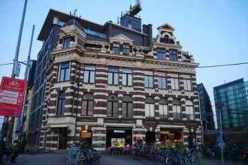 Kwikfiets: legendary bicycle repair shop in Amsterdam