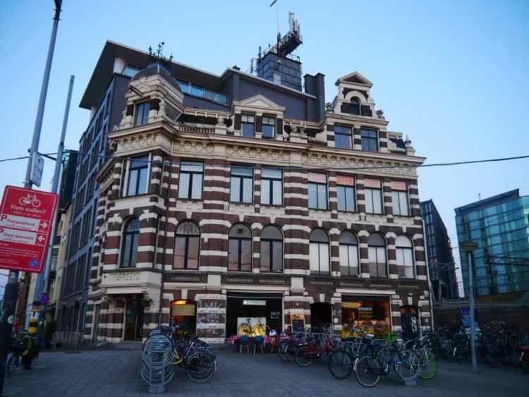 Kwikfiets: legendary bicycle repair shop in Amsterdam