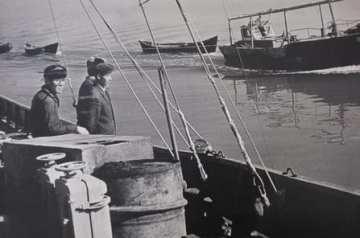 pescatore del lago Aral