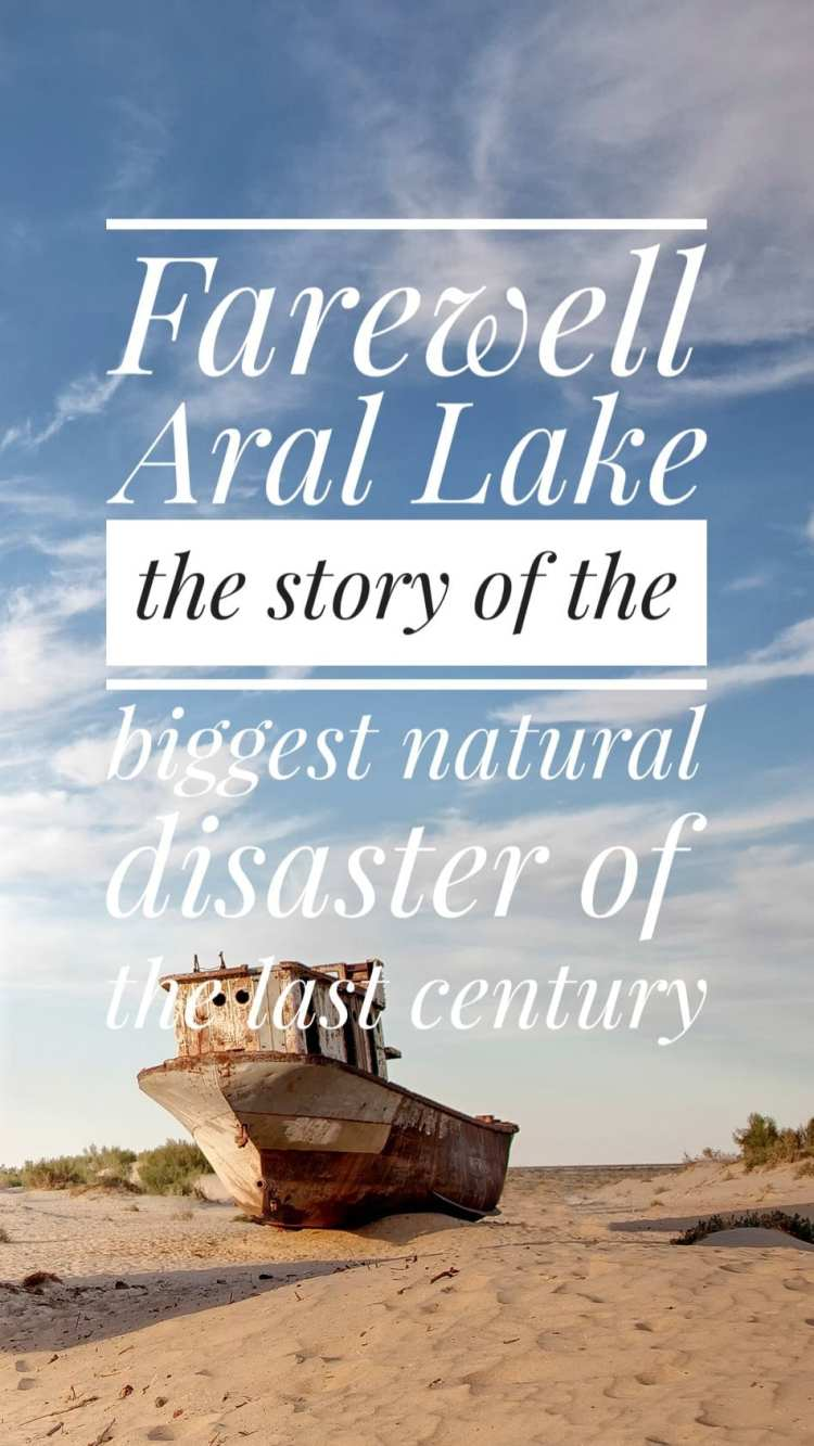 Aral Sea disaster