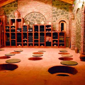 Traditional Winemaking in Georgia - the Oldest Wine in the World 11