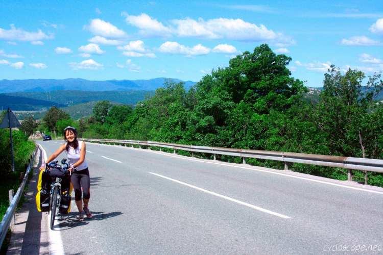 Bicycle Touring Through Slovenia Into Croatia 18