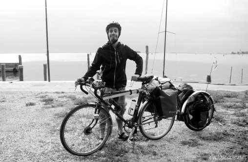 cicloturismo nella Laguna di Venezia
