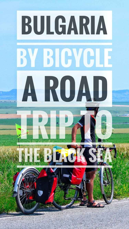 bicycle touring romania