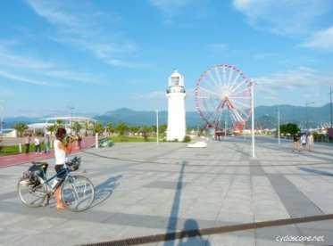 Cicloturismo Batumi Georgia