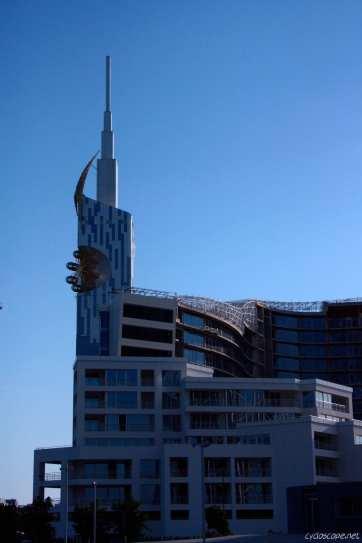Batumi the capital of Adjara