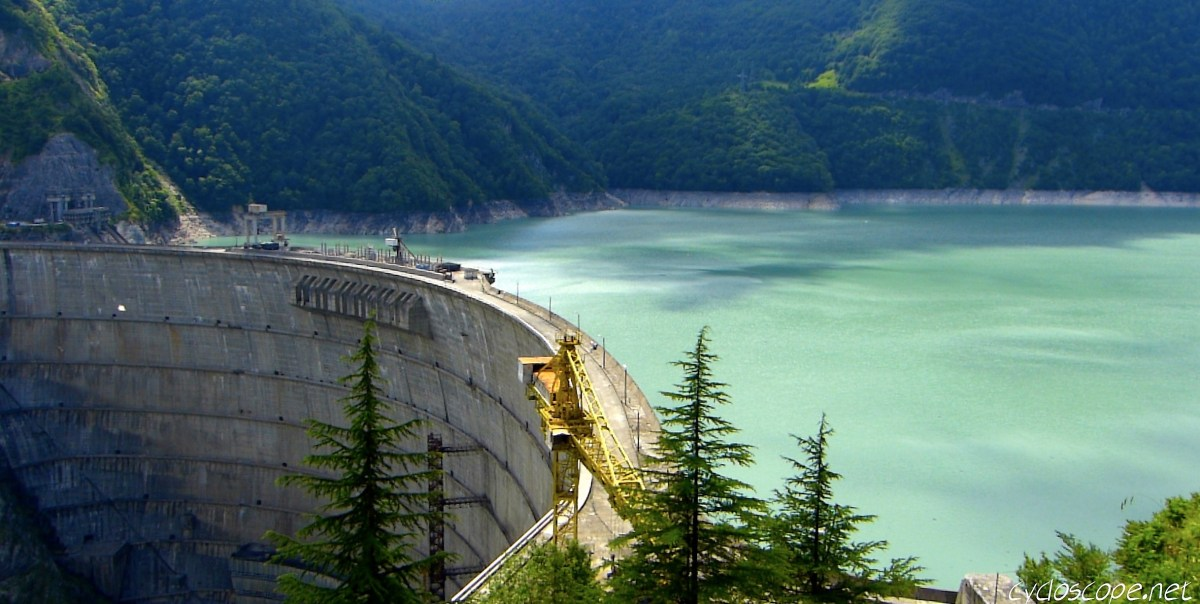 Water and Concrete: the Gates of Svaneti - the Caucasus that will be lost forever 10