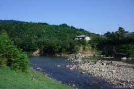 Georgia_road to Zugdidi