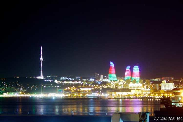 Uzbekistan visto in Azerbaijan Baku