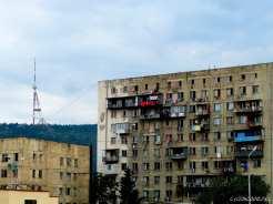 La bella decadenza di Tbilisi